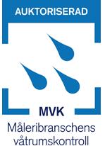 MVK - Måleribranschens Våtrumskontroll