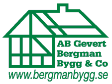 Logo AB Gevert Bergman Bygg & Co.